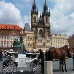 Velká prohlídka Prahy Taxi Letiště Praha