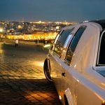 Limuzína Rolls Royce Phantom Replika Taxi Letiště Praha